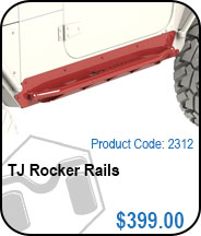 TJ Rocker Rails