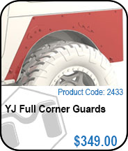YJ Corner Guards
