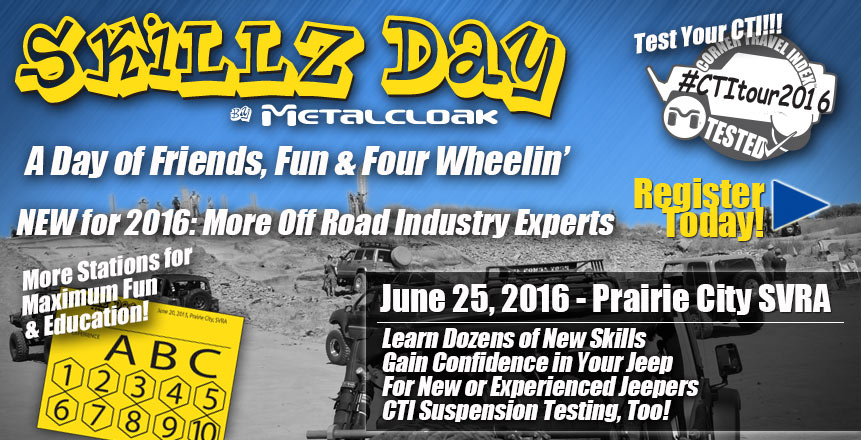 Skillz Day by MetalCloak information registration