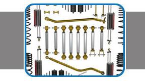JK Wrangler Suspensions & Lift Kits