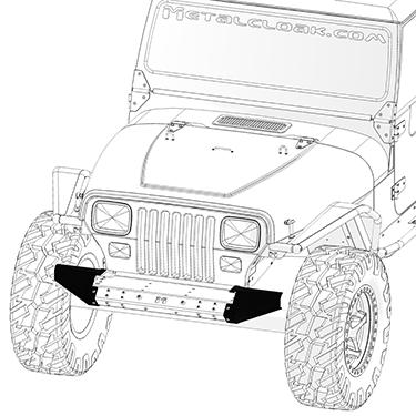 YJ 52 Crawler Cap