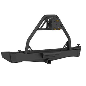 MetalCloak Rear Tire Carrier