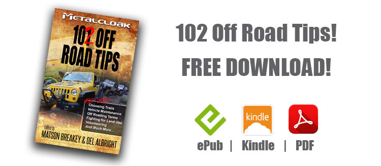 102 off road tips brochure download