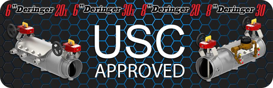 6-8in USC Approval