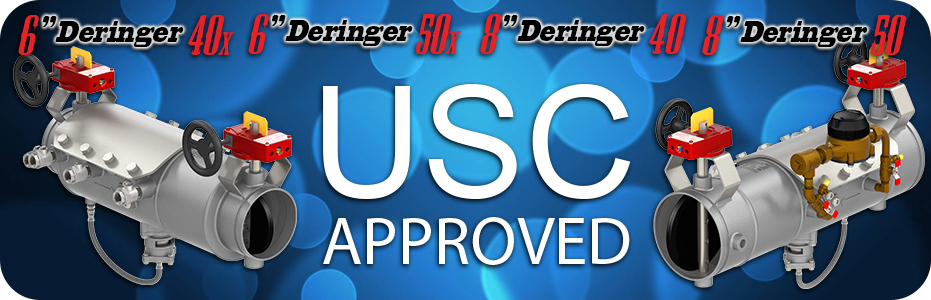 2.5 - 4 Deringer 40-50 USC Approved